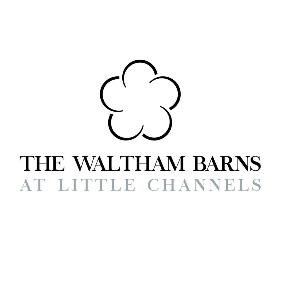 The Waltham Barns at Little Channels Logo